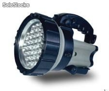 Reflector 36 Leds Recargable