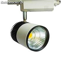 Reflector LED para carril 30W COB