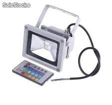 Reflector led rgb 10w Multicolor 16 Colores