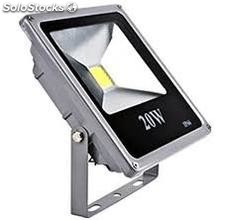 Reflector led slim 20w