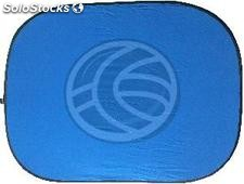 Reflector screen blue and green cloth 240x180cm (EO45)