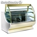Refrigerated display counter - ideal for the display of patisserie products -