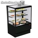 Refrigerated display counter - suitable for bakery products - mod. ev_vt/k -
