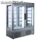 Refrigerated patisserie display - mod. tek/44 - anodized alumiium exterior -