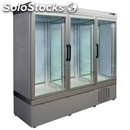 Refrigerated patisserie display - mod. tek/63 - anodized alumiium exterior -