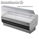Refrigerated serve-over counter - mod. master vd - semi-ventilated cooling -