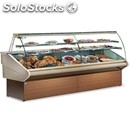 Refrigerated serve-over counter - suitable for bakery products - mod. verona r -