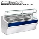 Refrigerated serve-over display counter - ideal for the display of deli, dairy