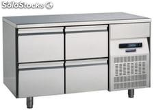 Refrigerated table 700 Four Drawers