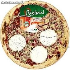 Reghalal pizza chevr DINDE450G