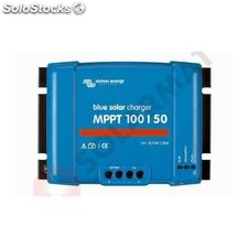 Regulador BlueSolar mppt 100/50 (12/24v - 50 a)