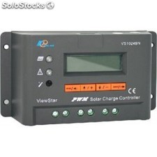 Regulador de carga solar de 20A, 12-24V EPSolar VS2024BN