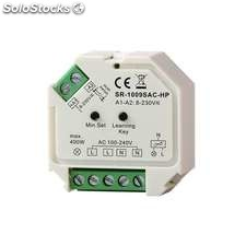 Regulador triac dimmer 220v rf-wifi