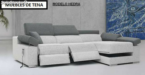 Relax El 233 Ctricos Sof 225 Chaise Longue El 233 Ctrico Mod Hedra