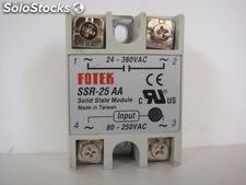 Relay de estado solido 25a ssr25da / AA