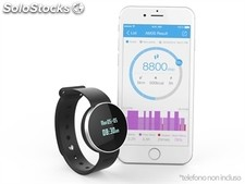 Relog monitor corporal sleep and tracker con bluetooth