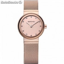 Reloj Bering 10122‐366 Mujer Rosa Classic Collection