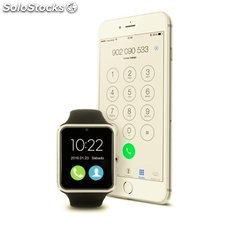 Reloj bluetooth unotec watch-q7