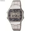 Reloj casio Collection a168wec-1ef Camuflaje Plateado