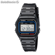 Reloj Casio digital Retro con Alarama, cronometro, 50m water resist