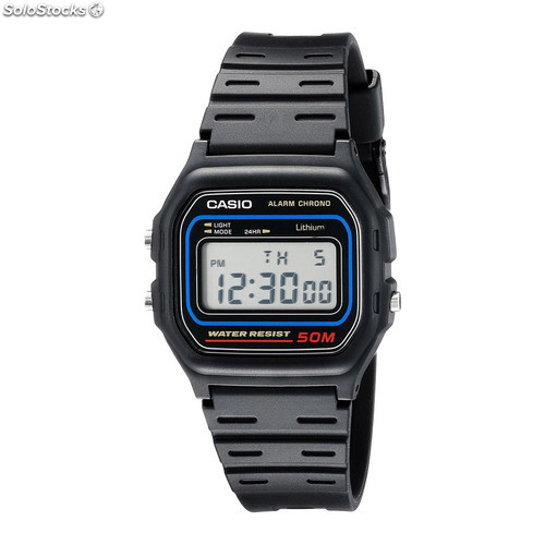 444020545252 Reloj Casio digital Retro con Alarama