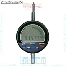 Reloj comparador digital 12.5 mm - EGAMASTER - Ref:65502