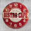 Reloj de Pared Bistro Cafe