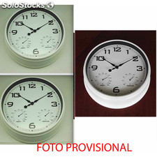 Reloj de pared blanco - b and b - 8430026940271 - 58727