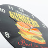 Reloj de Pared Burgers Oh My Home - Foto 2