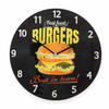 Reloj de Pared Burgers Oh My Home - Foto 3