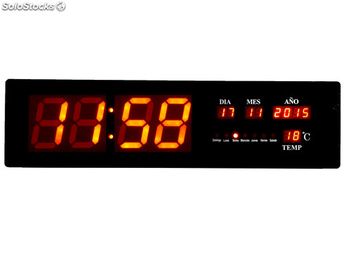 Reloj de pared digital led 4813