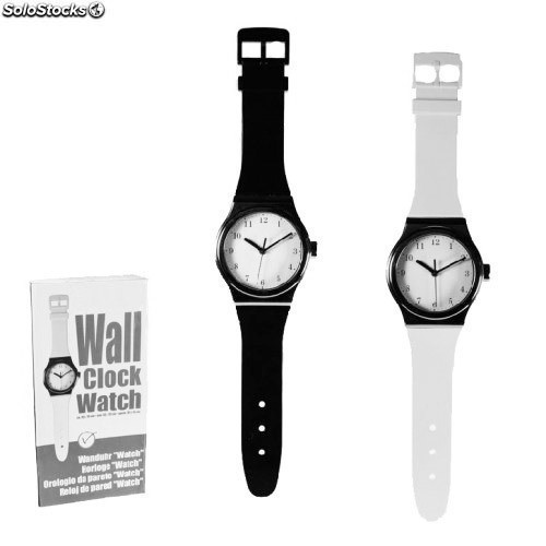 Reloj de pared dise o watch - Reloj diseno pared ...