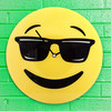 Reloj de Pared Emoticono Cool Gadget and Gifts
