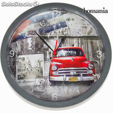 Reloj de pared habana - Colección Kitchen's Deco by Homania