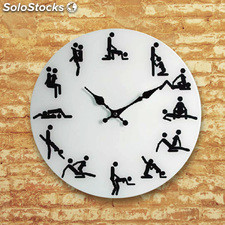 Reloj de Pared Kamasutra Th3 Party