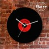 reloj pared retro