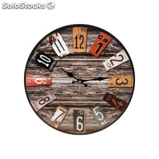 Reloj de pared retro - segnale - Y36100120