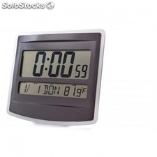 Reloj despertador digital con calendario GLA