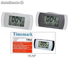 Reloj despertador digital Timemark con calendario