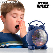 Reloj Despertador Star Wars