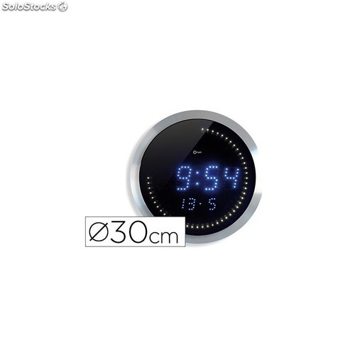 8018e62486b6 Reloj digital cep de pared