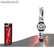 Reloj digital KE02 star wars vii tropper
