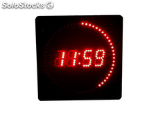 Reloj digital LED de pared NO0505