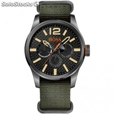 Reloj hugo boss Orange Hombre Nailon Negro