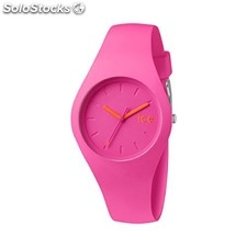 Reloj Ice Chamallow Mujer Silicona Rosa