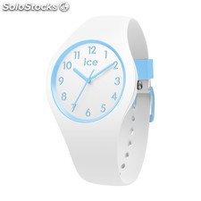 Reloj Ice ola kids Cotton white Small