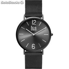 Reloj Ice Watch 012698 City Milanese Black Matte Mediano