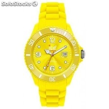 Reloj Ice-Watch Forever Mujer Amarillo Silicona