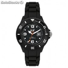 Reloj Ice-Watch Forever Mujer Negro Silicona