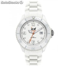 Reloj Ice-Watch Forever Unisex Blanco Silicona